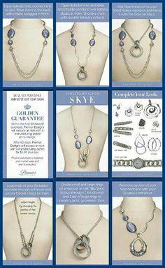 How to wear Skye!