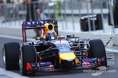 Carlos Sainz Jnr, Red Bull Racing RB10 Test Driver