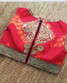 For order and more info contact us on 6394837380 Stylish Blouse Design, Fancy Blouse Designs, Saree Blouse Designs, Blouse Styles, Indian Blouse, Indian Wear, Indian Sarees, Salwar Suits Party Wear, Designer Blouse Patterns