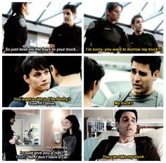 #McSwarek Rookie Blue