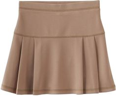 This girls' Chaps performance skort offers a sporty look to her everyday school uniform. Sweater Outfits, Fall Outfits, Kids Outfits, Summer Outfits, Kids Clothes Boys, Girl Bottoms, Sporty Look, Girls 4, Skort