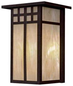 Vaxcel ow37293bbz mission 10 inch outdoor wall light burnished scottsdale ii 11 34 h outdoor wall light by minka lavery 11991 mozeypictures Images