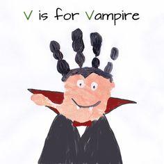 Handprint Vampire