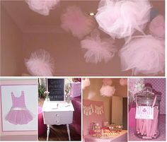 """Pod and Pea: The """"Tutu Cute"""" Baby Shower"""