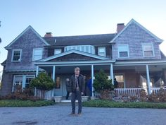 A Dallas Real Estate Connection at Grey Gardens: Love of Homes Runs Deep in the Perry-Miller Dynasty...