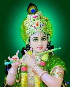 Nitai Gaura Krishna Center Batam Kepulauan Riau Indonesia: Sri Krishna dengan Seruling-Nya