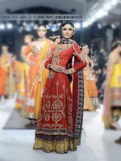 06416288f1 City of Gardens 03 Pakistani Wedding Outfits