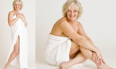 How posing naked for artists helped Angela, 68, learn to love her body #DailyMail - More and more women are being photographed nude as it makes them feel comfortable. Also of course they're going skinny dipping - Try it, you'll love it too.