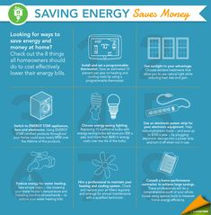Green energy tips. Making the decision to go green by converting to solar energy is definitely a beneficial one. Solar power is now becoming viewed as a solution to the planets electrical power requirements. Energy Saving Tips, Energy Saver, Energy Use, Money Saving Tips, Save Energy, Money Tips, High Energy, Saving Ideas, Energy Efficient Homes