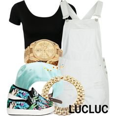 3|18|15 LUCLUC by miizz-starburst on Polyvore featuring Topshop, ALDO, Michael Kors and Neff