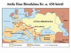 Empire of Attila the Hun European History, World History, Ancient History, Attila The Hun, Semitic Languages, Historical Maps, British Isles, Roman Empire, Rugs On Carpet