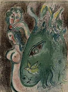 Marc Chagall - Paradise II, 1960