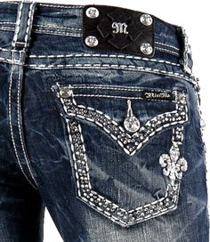 Love Miss me jeans!