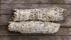 The ritual of smudging, or burning herbs such as sage, can bring lightness and clarity to any room.