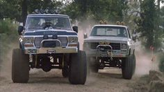 Bigfoot cuts off a lifted Chevy Rc Trucks, Custom Trucks, Lifted Trucks, Cool Trucks, Chevy Trucks, Cool Cars, 1979 Ford Truck, Ford 4x4, Bigfoot Movies