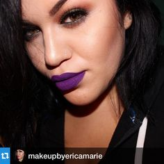 LASplash Cosmetics @lasplashcosmetics Liquid Lipstick in Criminal