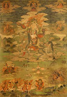 Achi Chokyi Drolma, protectoress of the Drikung Kagyu Lineage