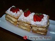 Ατελείωτες συνταγές μαγειρικής Yummy Food, Tasty, Greek Recipes, Yummy Cakes, French Toast, Sweet Tooth, Favorite Recipes, Meals, Cookies