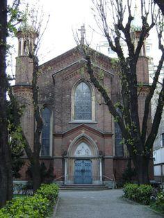 Lutheran church of Milan, Italy