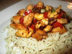 En verden af smag!: Wok med Kylling og Cashewnødder