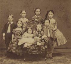 Time Traveling in Costume: Little Girls Civil War Dresses
