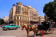 Hotel <b>Parque Central, Havana</b> | Viva <b>Cuba</b>! | Pinterest