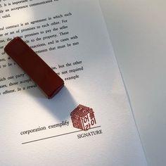 회사 법인 도장도 호운점에서 제작해보세요. 맞춤제작해드립니다☺️