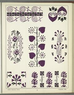 Image ID: 96727  [Decorative designs.] ([1922])