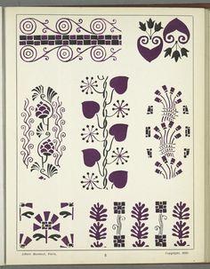 [Decorative designs.] ([1922])