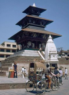 Another temple in Kathmandu