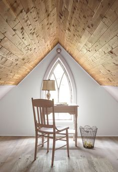 Rustic Writing Nookcountryliving