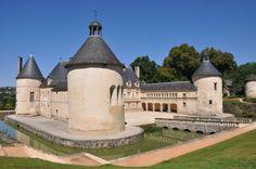 ♥ ♥ ♥ Château de Bussy Rabutin