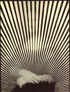 Mona Lisa's Hundred Smiles   by Shigeo Fukuda, c.1970