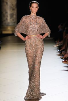 Elie Saab | Fall 2012 Couture Collection | Style.com