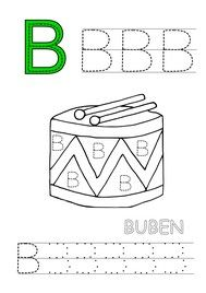 b Abcs, Alphabet, Peace, Writing, Education, Learning, School, Speech Language Therapy, Autism