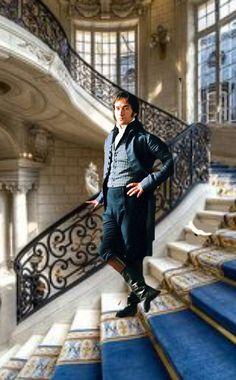 Matthew Macfadyen Mr Darcy in Jane Austen's Pride & Prejudice 2005