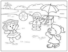 It's just an image of Dramatic Fisher Price Online Coloring