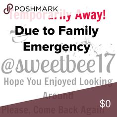 Family Emergency! Family Emergency! My Mom is in Hospital😢 Other