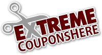 Sign up for Extreme Coupons