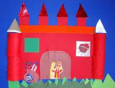De Onderwijsstudio - Kasteel van Sinterklaas
