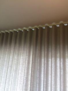 Ripplefold drapes 100%