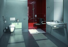 Op het gebied van aangepast sanitair, voor mensen met een fysieke beperking of mensen die wat extra hulp nodig hebben in badkamer en/of toilet, heeft MCS Keuken & Comfort veel expertise in huis!