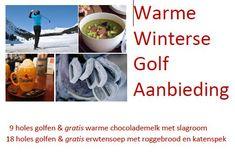 Warme Winterse Golf Aanbieding Golf, Winter, Winter Time, Wave, Winter Fashion, Polo Neck