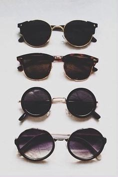 sunglasses.