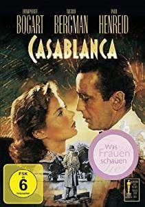 1942: Michael Curtiz' Casablanca mit Humphrey Bogart und Ingrid Bergman in den Hauptrollen hat seine Premiere im Hollywood Theatre in New York – VinTageBuch