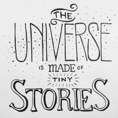 I never did post day 29 of my #doodleadaysep - Miniature #handlettering #aurorahandlettering #universe #tiny #latergram