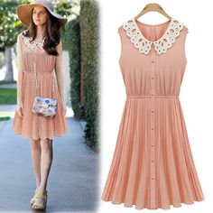 Hot Sale 2013 New Summer Pleated Ruffles Europe High Street Fashion Brand Casual Sleeveless Bandage Maxi Dress Pink Black 564-in Dresses from Apparel  Accessories on Aliexpress.com $71.99