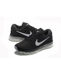 brand new 970d1 afe35 Nike Air Max 2017 Black Transparent Unisex