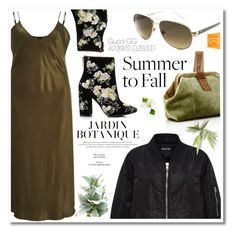 """""""Summer to Fall Layering"""" by smartbuyglasses-uk ❤ liked on Polyvore featuring Brashy, Nili Lotan, Marian Paquette, Miss Selfridge and layers"""