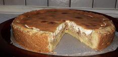 Αυστριακή μηλόπιτα με κρέμα ή αλλιώς strudel! Apple Pie, Tiramisu, Banana Bread, Deserts, Beverages, Food And Drink, Cooking Recipes, Sweets, Ethnic Recipes